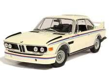 """1:18 Minichamps BMW 3.0CSL bauj.1973-75 alpinaweis E9 """"Batmobil"""" DEALER Edición"""