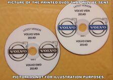 Volvo Vida 2014D and EWD 2014D Repair Service Parts Wiring Workshop, 2 x DVDS