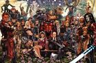 X-Men Characters Poster 24X36 inches