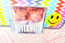 "New Sealed ""Titanic Soundtrack""  FREEPOST CD+ My Heart Will go On Celine Dion"