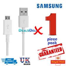 Veloce Caricabatterie Lead Cavo dati USB per Samsung Galaxy s6 s7 EDGE 5/4 UK STOCK Note