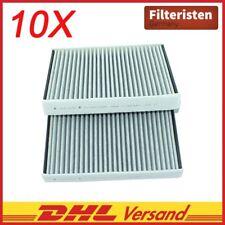 10x Filteristen Innenraumfilter Aktivkohle  BMW 5er G30 7er G11,