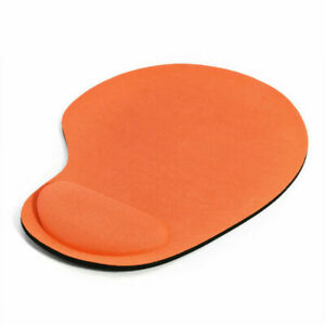 Comfort Wrist Gel Rest Support Mat Mouse Mice Pad For Computer PC Laptop Soft!!