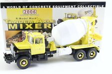 2006 Mack R-Model Tandem Axle Mixer World Of Concrete First Gear 1:34 19-3429