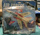 New Sealed Goldlok Air Forces Wired Remote Control Navy Star Fighter Jet plane #