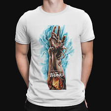 The Thing Hand T Shirt - Film Movie Cool Retro Horror Action Tee Top Funny