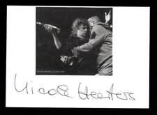 Nicole Heesters Original Signiert # BC 113906