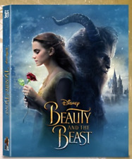 "MOVIE "" Beauty and the Beast"" STEELBOOK  (2D+3D) Lenticular Limited Edition"