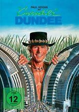 Crocodile Dundee Paul Hogan, Linda Kozlowski - DVD - Neu!