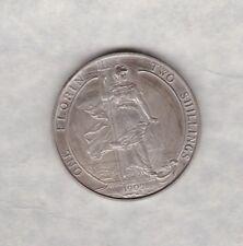 MATT PROOF 1902 EDWARD VII SILVER FLORIN IN NEAR MINT CONDITION