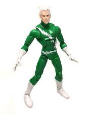 Marvel Comics Legends 1st Apperance QUICKSILVER  Green Variant figure VERY RARE
