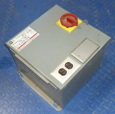 SQUARE D 13.04/6.52 TO 26.09A TRANSFORMER DISCONNECT SK3000G2 *PZB*
