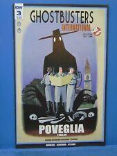 Ghostbusters International #3 Idw Comics Cb10491