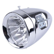 7LED Vintage Bicycle Bike Electric Scooter Light Headlight Front Retro Head Lamp