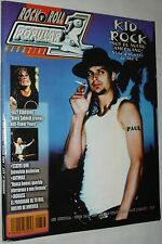 POPULAR 1 # 337 / KID ROCK  OZZY OSBOURNE ANTHRAX  THOR  CARI LEE  ZEN GUERRILLA