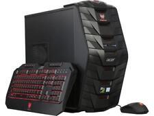 Acer Desktop Predator G3 Core i5 6400 8GB RAM 1TB HDD 128GB SSD GTX 1060 WIN 10