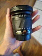 MINT Nikon AF-P DX NIKKOR 10-20mm f/4.5-5.6G VR Lens