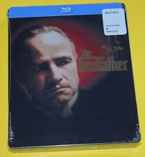 The Godfather - Steelbook (Blu-ray Disc, 2014) Best Buy - Francis Ford Coppola