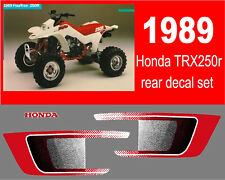 decals for brp CAN AM 400 Outlander MAX 2004-2006 decals kit ADHÉSIFS #977yel