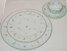 RARE!! L. BERNARDAUD & Cie LIMOGES B & Co  PATTERN: PARIS 4 PC PLACE SETTING NEW