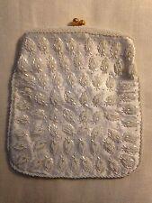 Vintage Beaded Purse/ Handbag