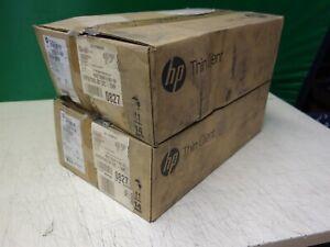 Lot of 2x * HP Smart T520 Thin Client G9F02AT#ABA * NEW