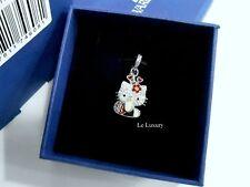 Swarovski Hello Kitty Lady Bug, Good Luck, Bracelet Bag Crystal Charm - 1174608