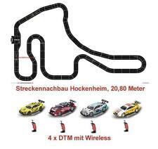 Carrerabahn, Carrera Digital 132 Streckennachbau Hockenheim, 20,80 Meter