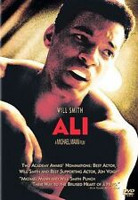 Ali DVD Will Smith FREE SHIPPING! ! !