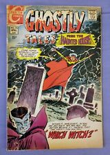 Ghostly Tales #79, Charlton Comics, Bronze Age, 1970