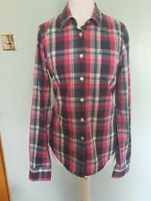 Jack Wills Ladies Shirt size 10 VGC