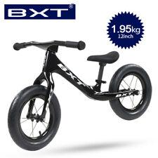 NEW Children Bicycle carbon Kids 12inch Carbon fiber Frame balance complete bike