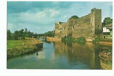 Postcard Newark Castle and River Devon Nottinghamshire UP     (A30)