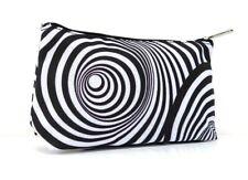 Clinique Black & White Makeup/Cosmetics/Travel Bag - New