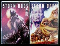 STORM DOGS; #1 & 3 (Image Comics) Comic Book, NM