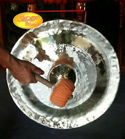"""Thai Gongs  20"""" 2 pieces  (Hand-made Handicrafts from Thailand)"""