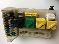 Ford Mondeo 1995 fuse box