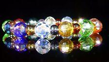 AB Crystal Bracelet Rainbow
