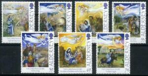 Alderney 2012 Christmas, Religious Art MNH**