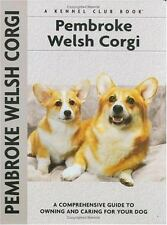 Comprehensive Owner's Guide: Pembroke Welsh Corgi: E. Hywell Burton 2004 Vg-Read