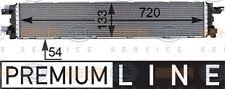 8MK 376 701-151 HELLA Low Temperature Cooler  intercooler  Centre