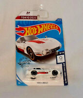 MATTEL Hot Wheels OLYMPIC GAMES TOKYO 2020 TOYOTA 2000 GT  8/10