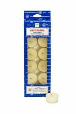 Satya Nag Champa Scented T-Lite Candles (12/box) - NEW