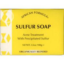 SULFUR SOAP - Jabon de Azufre - Acne Treatment 3.5oz
