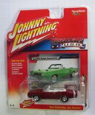 Johnny Lightning 1:64 Dodge Coronet R/T 1969 red Brand new