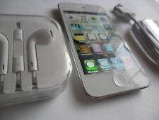 Apple iPod Touch 4th Gen Bianco 64GB Nuovo di zecca Condizione buona condizione CON ACCESSORI IDEA REGALO