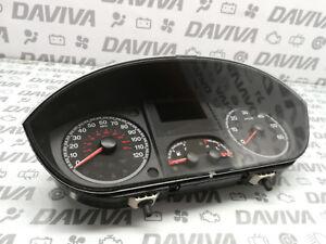 2009 Citroen Relay 2.2 Diesel Speedo Speedometer Instrument Cluster 1358882080