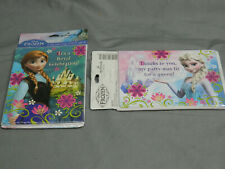 Lot of 70 Packs - 8 Disney Frozen Birthday Party Invitations And Thank You Cards