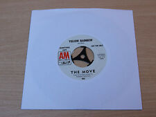 "EX- !! Yellow Rainbow/The Move/A&M Records 7"" Single/Demo"