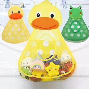 4 Type Cups Bathroom Organiser Babies Bathtub Storage Holder Bath Toys Mesh Bag